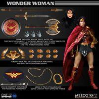 Mezco ONE:12 COLLECTIVE Wonder Woman DC Universe 6 inch action figure PRESALE