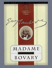 Madame Bovary (New York Public Library Collector's Editions), Gustave Flaubert,