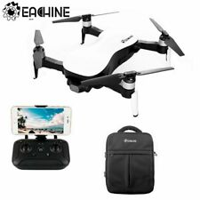 Upgraded Eachine EX4 Pro Drone 3KM FPV GPS 4K HD Camera 3-Axis Gimbal 25 Mins