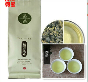 Milk Oolong Tea 100g Taiwan High Mountain Jin Xuan Milk Wulong Organic Green Tea