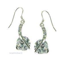 Cubic Zirconia Drop Earrings ZDSE1712