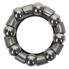 """SMALL ONE PIECE BICYCLE CRANK BALL BEARING RETAINER 5/16"""" X 8 Ball"""