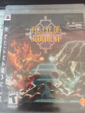 PS3 The Eye of Judgment Brand New Sealed