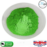 Cosmetic Mica Powder Green Pigment Soap Bath Bombs  Nail Art Additive
