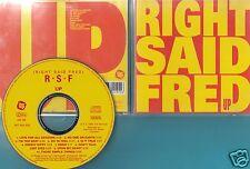 Right Said Fred - CD - Up von 1992 - Neuwertig !