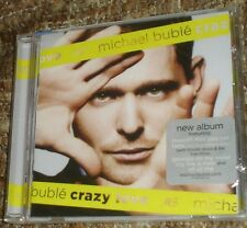 Crazy Love by Michael Bubl'e (CD, Oct-2009, 143 Records), NEW & SEALED, GREAT!!
