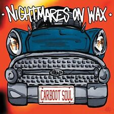 NIGHTMARES ON WAX - CARBOOT SOUL (2LP+MP3/GATEFOLD)  LP + DOWNLOAD NEW+