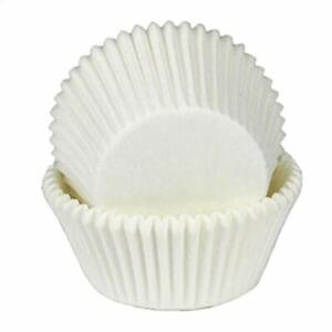 Parchment Paper Cupcake Liners, One Size, White