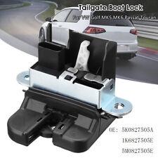 5K0827505A Rear Tailgate Trunk Boot Lock Latch Lid Actuator Fit VW Golf MK5 MK6