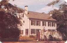 Whippany New Jersey Farmstead Street View Vintage Postcard K45846