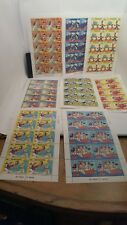 Disney Tanzania, Stamps Collection Lot of many Look !