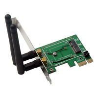 Desktop Wireless Network M.2(Ngff) Wifi Card To Pcie Adapter Converter