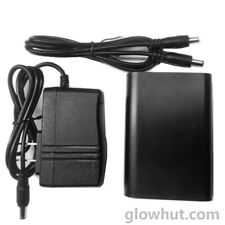 12 V 5 volt dual output rechargeable portable Li-ion battery power bank supply
