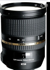Used Tamron SP A007 24-70mm f/2.8 Di VC USD Lens For Nikon