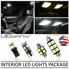 14x Auto Car Interior Package Map Dome License Mixed Plate LED Light Accessories
