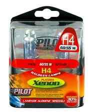 LAMPADA ALOGENA PLASMA XENON PILOT 2PZ H4 60/55W 12V P43T COD. 58170