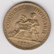 50 CENTIMES 1922 SPL