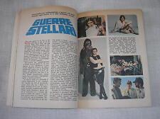 GUERRA DE LAS GALAXIAS STAR WARS PRESENTACIÓN VISTA PREVIA MOVIE PELÍCULA 1977