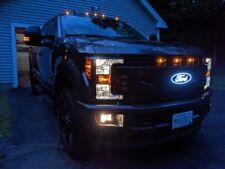 Putco 92701 Luminix LED Ford Grille Emblem Fits 17-19 Ford F-250/350 Super Duty