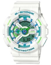 Casio G Shock * GA110WG-1A Sporty Mix Anadigi Gshock Watch White COD PayPal