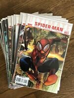 ULTIMATE SPIDER-MAN (2009) 16 Issue Lot includes 1 2 3 4 5 7 + Death Issues