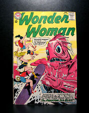 COMICS: DC: Wonder Woman #145 (1964) - RARE (figure/batman/superman)