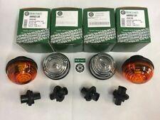 Bearmach Land Rover Defender 90 110 130 TD5 Front Indicator & Side Light Kit