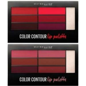 MAYBELLINE Color Drama Lip Contour Palette 4g - CHOOSE SHADE -  NEW Sealed