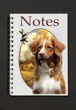 Nova Scotia Duck Tolling Retriever Dog  Notebook By Starprint
