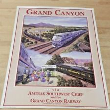 Grand Canyon Connection 24x18 Poster Print  J Craig Thorpe Art  NIP