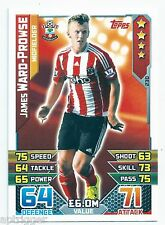 2015 / 2016 EPL Match Attax Base Card (230) James WARD-PROWSE Southampton