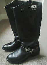 harley-davidson  high leg boots