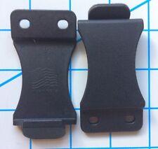 "(2) FOMI 1.75"" Nylon Belt Clips DIY Knife Sheaths IWB Kydex Holsters Made In USA"