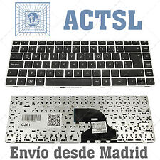 Keyboard Latin for HP Probook 4330S Series Sliver Frame Black