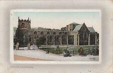 The Cathedral, BANGOR, Caernarvonshire