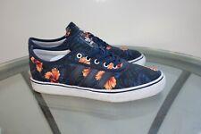 Adidas Originals ADI-Ease Indigo Floral Blue White Sneaker BB8472 GQ size 9.5
