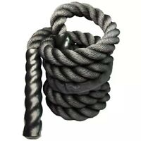 25mm Fitness Heavy Jump Rope  Weighted Battle Skipping 3 Meter. BEST QUALITY