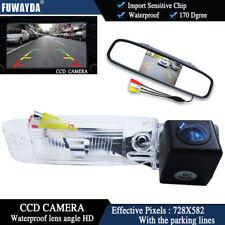4.3'' Mirror Monitor CCD Reverse Parking Camera for KIA SPORTAGE R 2010-2014