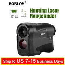 Lf1000S 6x Optical Hunting Laser Range Finder Vibration Function High Precision