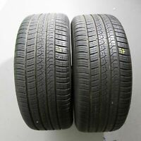 2x Pirelli Scorpion Zero All Season MO 275/50 R20 113V DOT 0319 7,5 mm