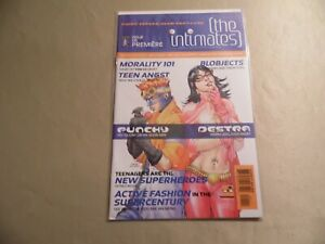 The Intimates #1 (Wildstorm 2005) Free Domestic Shipping