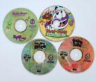 Putt Putt Computer Games Pc Mac Moon Circus 90s Humongous Entertainment Lot Of 4