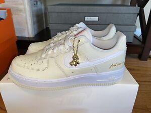 Nike Air Force 1 AF1  '07 Premium Popcorn Men Sz 8 (Women9.5)CW2919-100 New