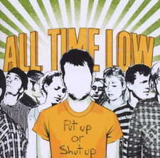 ALL TIME LOW-PUT UP OR SHUT UP VINYL LP NEW