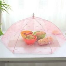 Hexagon Lace Food Cover Umbrella Style Anti Fly Mosquito Meal Table Mesh Cover