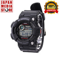 Casio G-SHOCK GWF-1000-1JF FROGMAN Master of G Tough Solar Atomic GWF-1000-1