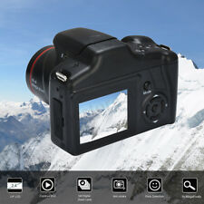 16MP 1080P 16X Zoom 2.4 Inch TFT Screen Anti-shake Digital SLR Camera with Built