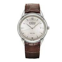 ETERNA 2955.41.13.1387 Men's Heritage Silver Automatic Watch