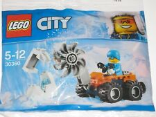 LEGO City Set 30360 ARCTIC ICE SAW Polybag BNIB FREE POSTAGE