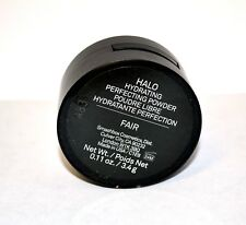 Smashbox HALO Hydrating Perfecting Powder FAIR JUMBO 0.67 oz w/ Brush SEALED